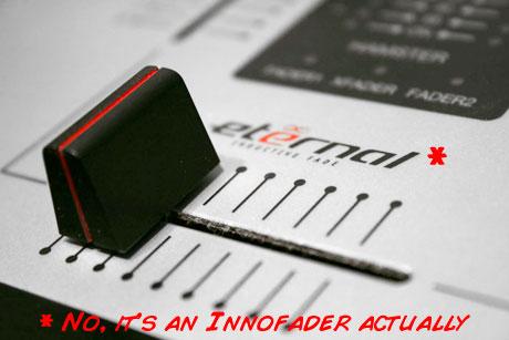 Audio Innovate Innofader HAK360