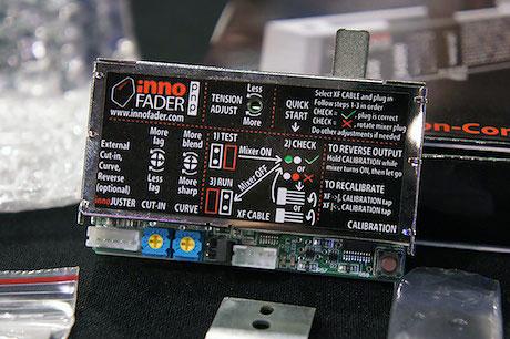 audio innovate innofader pnp plug n play
