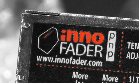 audio innovate innofader pnp plug n play