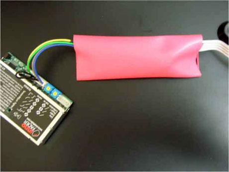 Audio Innovate innofader insulation