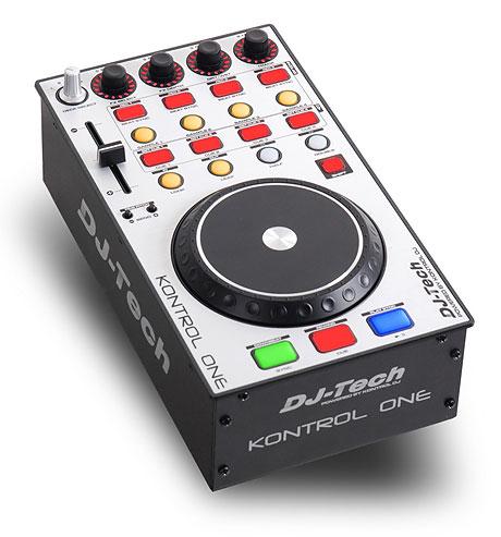 Kontrol One DJ Tech djtech  midi controller