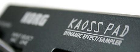 Korg KAOSS pad KP3 review