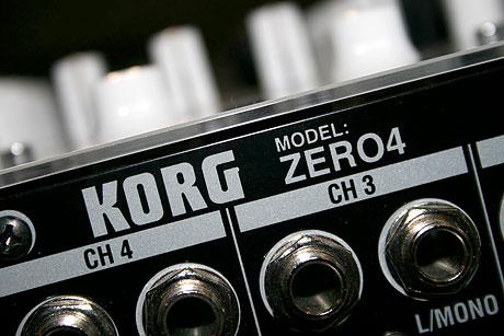 Korg Zero4 review