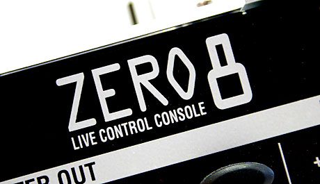 Korg zero8 firewire mixer with effects review