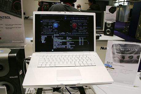 Numark virtual vinyl