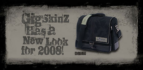 gigskinz bags black messe 2008