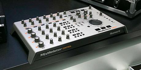 Numark MixMeister MIDI controller
