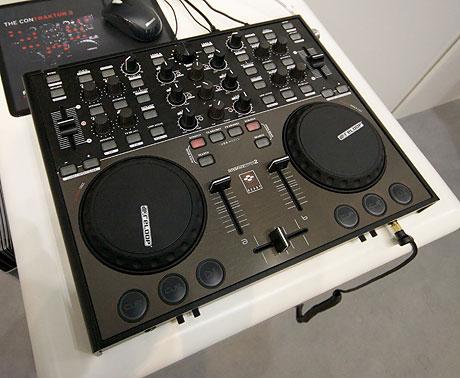 reloop DJ midi controller midi