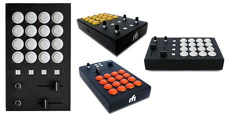DJ Tech Tools Midi Fighter Pro Ean Golden