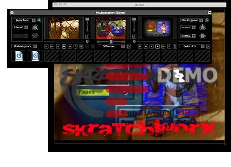 inklen Mixemergency SSL video scratching serato