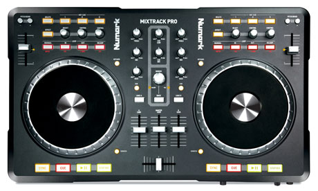 Numark Mixtrack pro BPM 2010