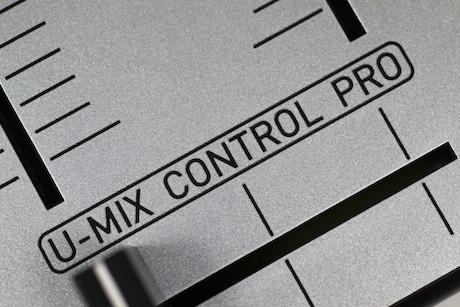 mixvibes u-mix control pro midi controller ipad remote