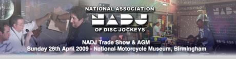 national association of DJs 2009 agm
