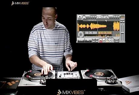 Netik Mixvibes DVS pro