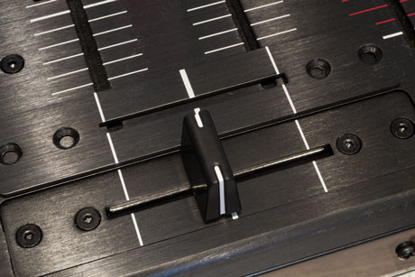 Numark NS6 fader plate replacement spare DJ