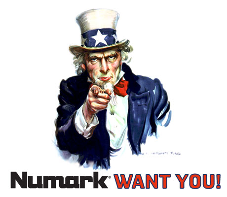 numark job fair