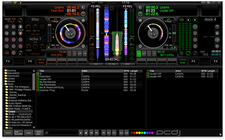PCDJ DEX for Mac release