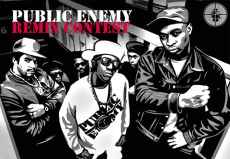 M-Audio Public enemy remix contest