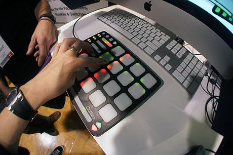 quneo midi controller kickstarter