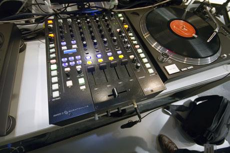 Rane Sixty Eight DJ Big Wiz jeff milligan scratch live SSL musikmesse 2010