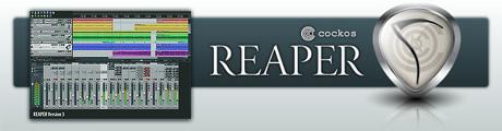 Cockos Reaper v3 review