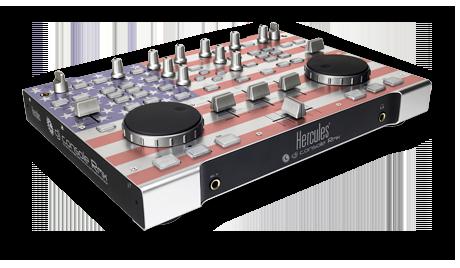 hercules RMX MIdi console controller