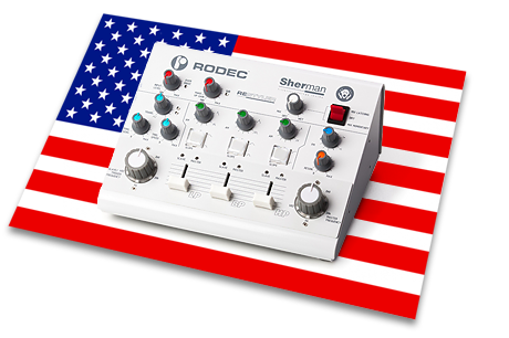 rodec distrubution USA global Pro Sound russell brown ortofon
