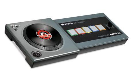 Scratch the ultimate DJ Numark controller