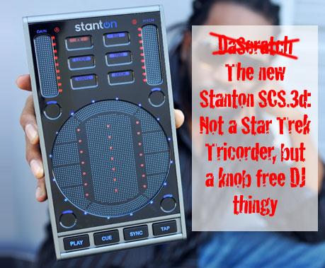 stanton SCSystem SCS.3d