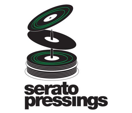 serato pressings vinyl limited edition
