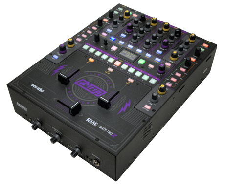 rane serato sixty-one sixty-two