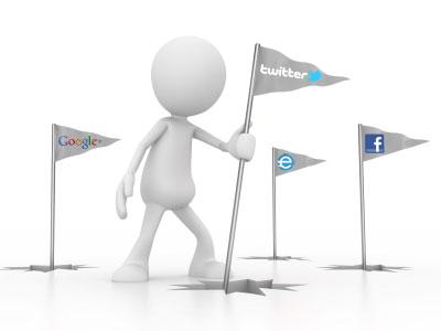 skratchworx facebook google+ empire avenue