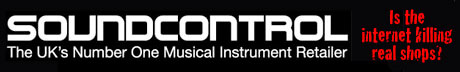 sounccontrol UK music retailer