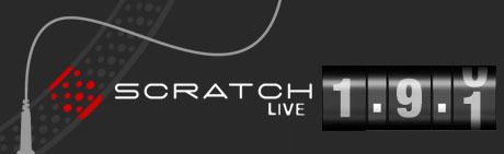 Serato Scratch Live v1.9.1 release