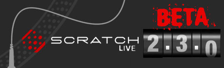 Serato scratch Live 2.3 v2.3 beta