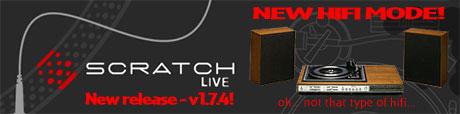 Serato Scratch Live SSL v1.7.4 hifo resampling