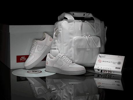 Nike Serato SSL Air Force One AF1