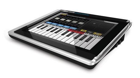 alesis studiodock iPad audio MIDI dock NAMM 2011