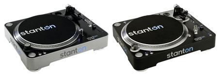 Stanton t.55 t.92 USB turntable