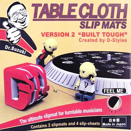 Table Cloths v2 Dr Suzuki D-Styles