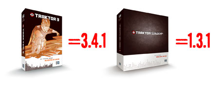 Native Instruments Traktor dj studio Scratch 3.4.1 1.3.1