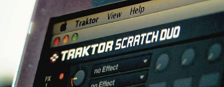 traktor Scratch duo native instruments