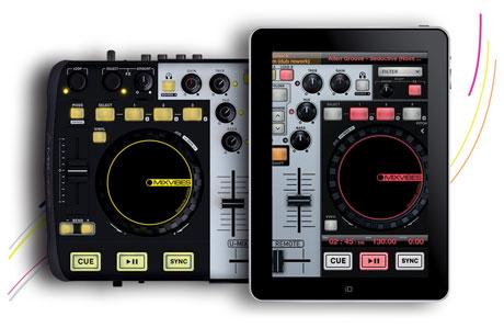 mixvibes u-mix ipad controller namm 2011