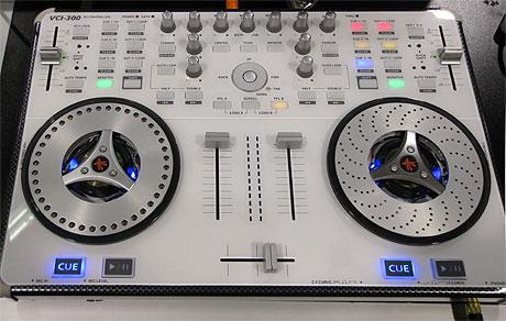 Vestax VCI-300 customised customized