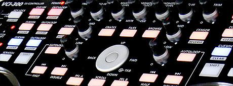 Serato ITCH vestax VCI-300