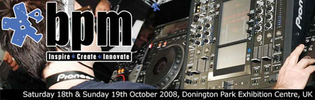BPM DJ show UK