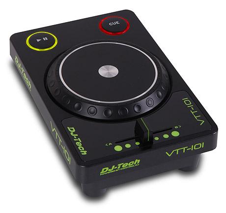 DJ Tech VTT-101 midi controller