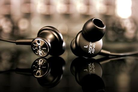 allen & heath xone xd-20 earphones