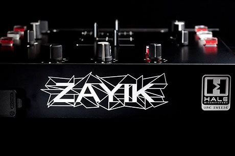 zayik custom midi controller 60 works dave cross